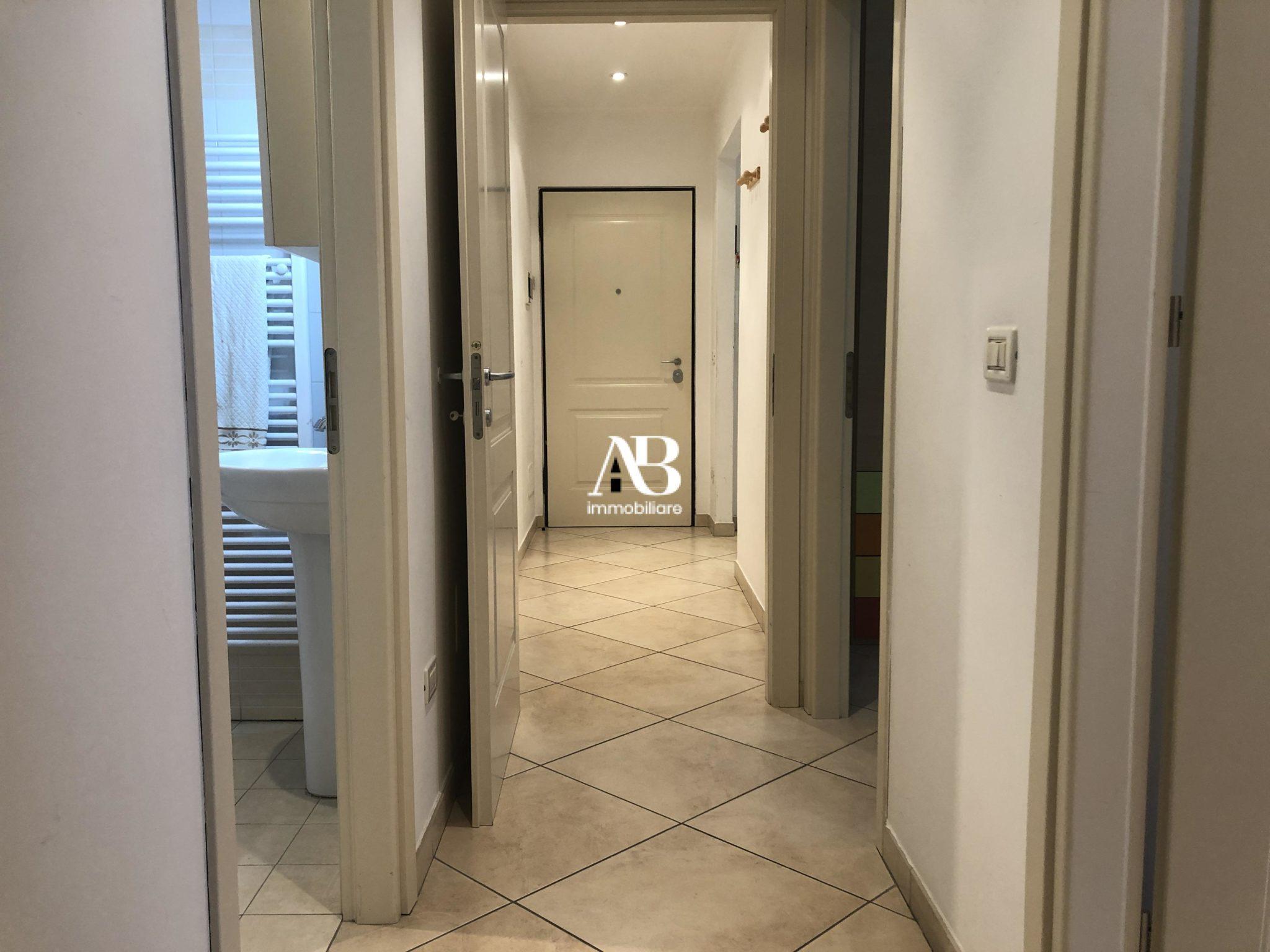 Appartamento ristrutturato con 2 matrimoniali