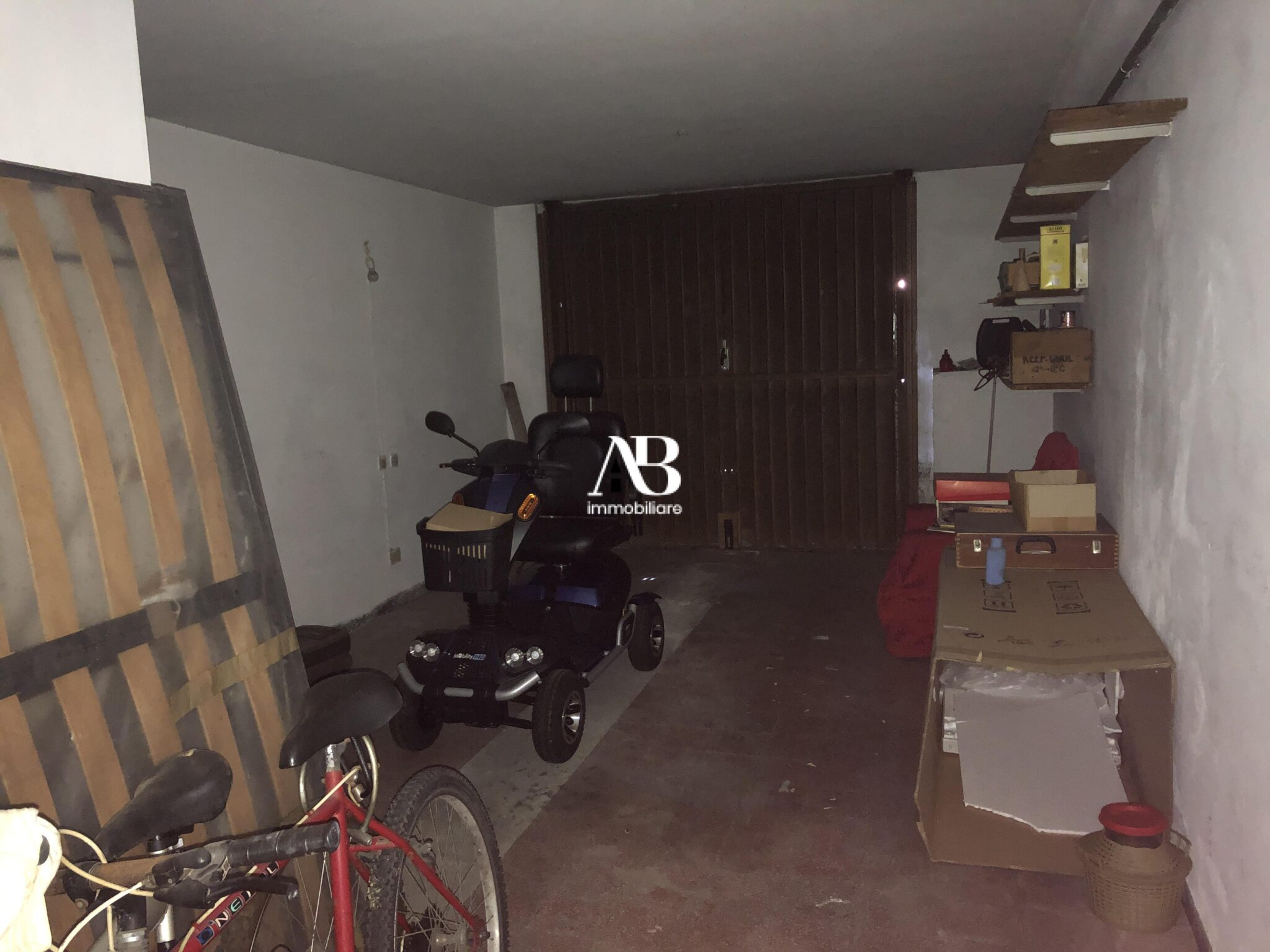 Villa a schiera con garage