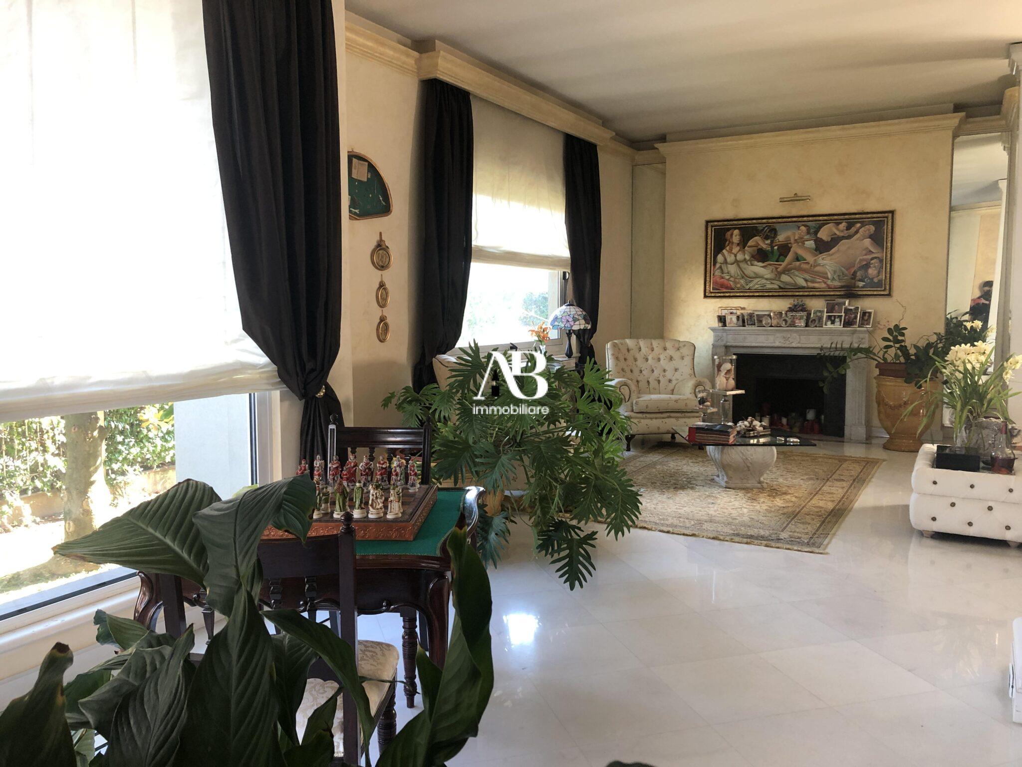 Splendida villa in affitto