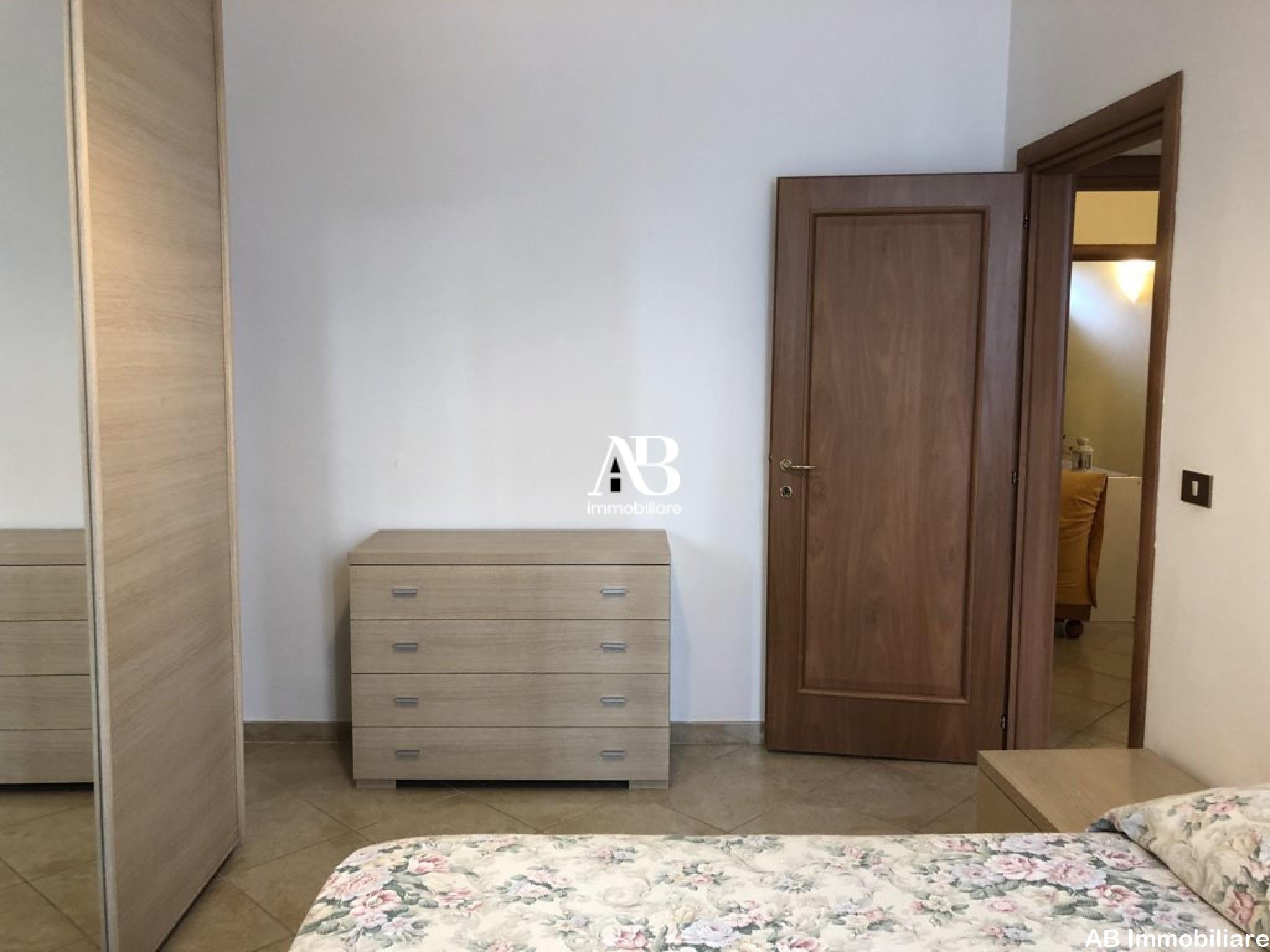 Appartamento piano terra con corte